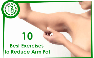 Exercises to lose Arm Fat