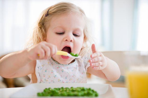 Calcium supplement for babies