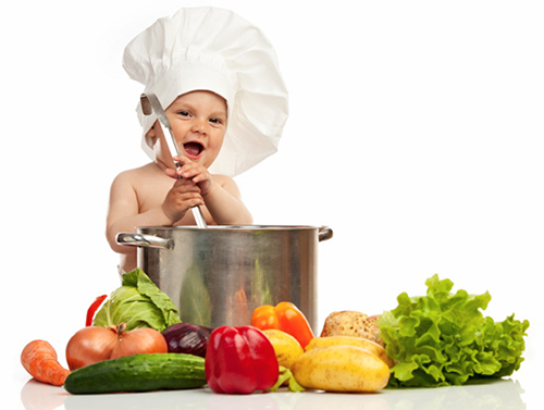 calcium rich food for babies