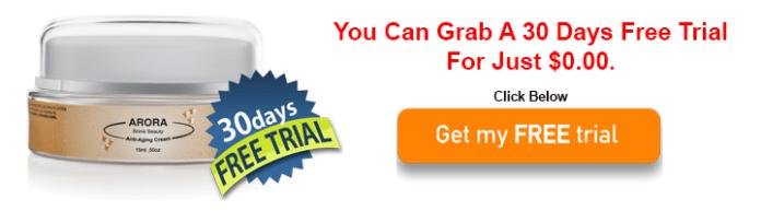 Arora shine Beauty Anti Aging Cream Free Trial