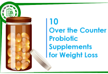 best over the counter probiotic for weight loss
