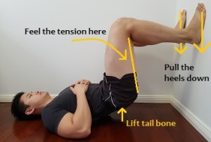 best 10 wall exercises for flat stomach that won't suck