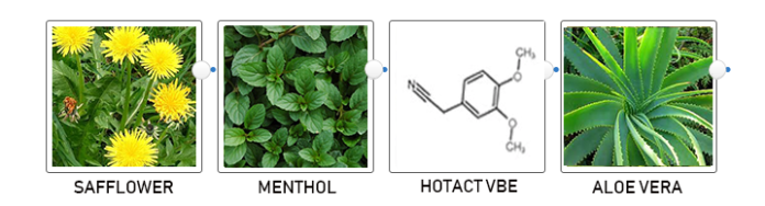 Seratopicin Ingredients