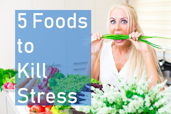 best foods for stress