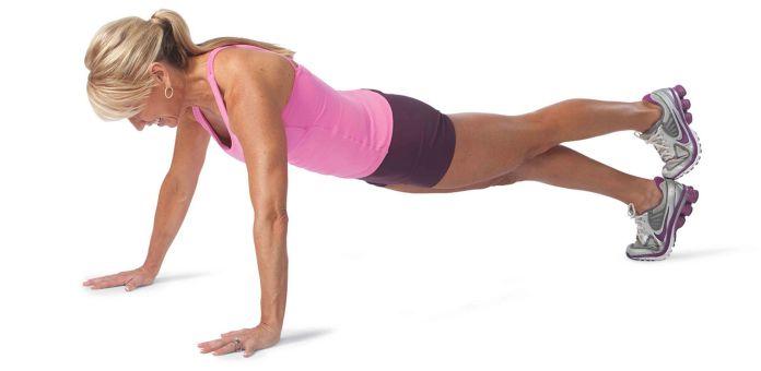 Female pushups