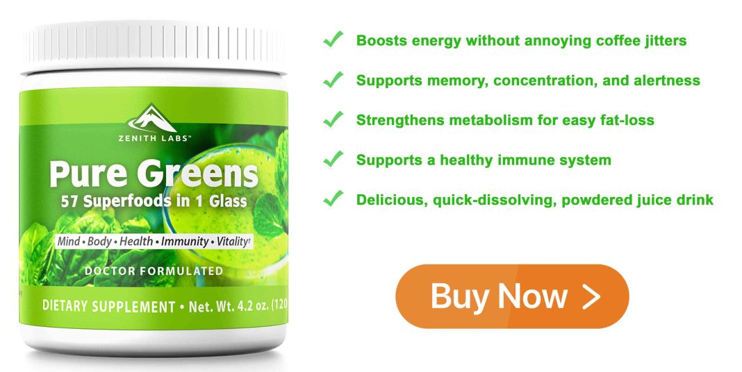Buy Zenith Labs Pure Greens