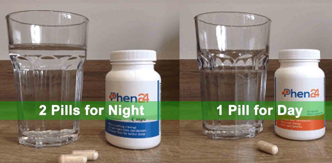 Phen 24 Dosage