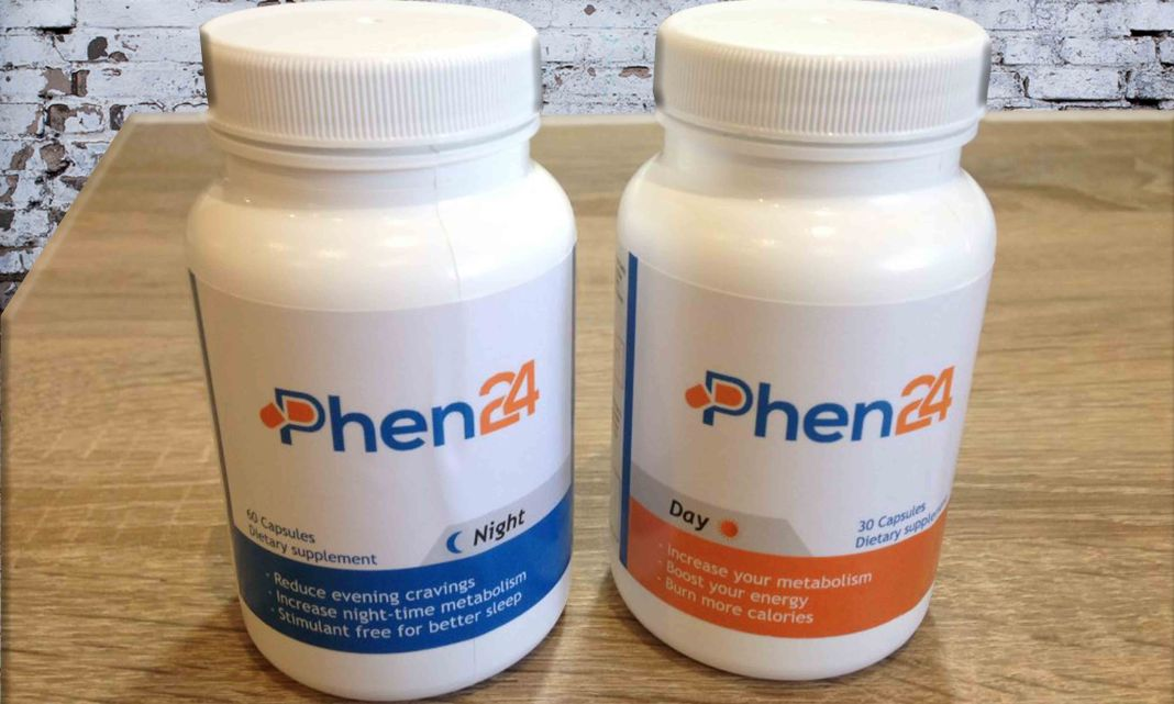 Phen 24 Weight Loss Supplement