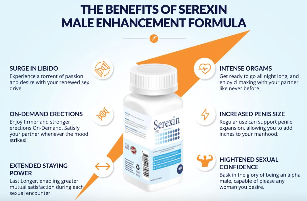 Serexin Male Enhancement Pills