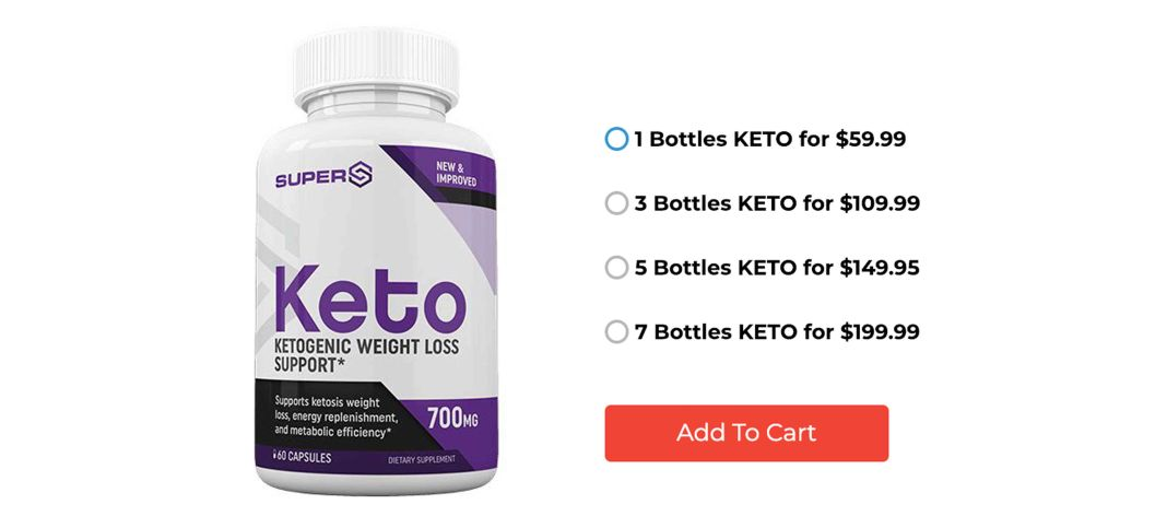 Super S Keto Free Trial