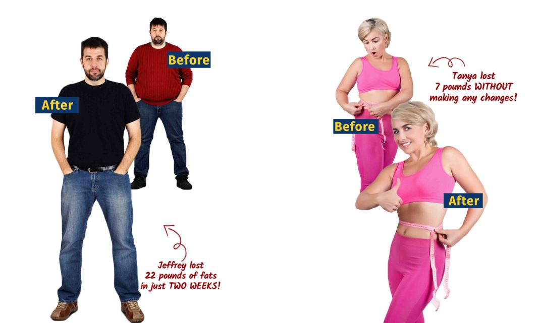 BioLeptin Before and After