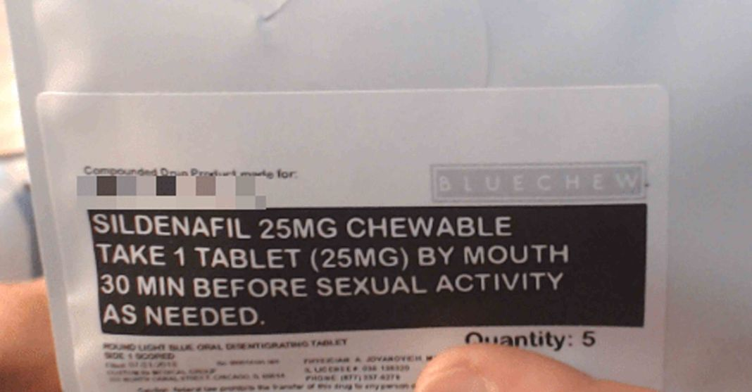 BlueChew Dosage