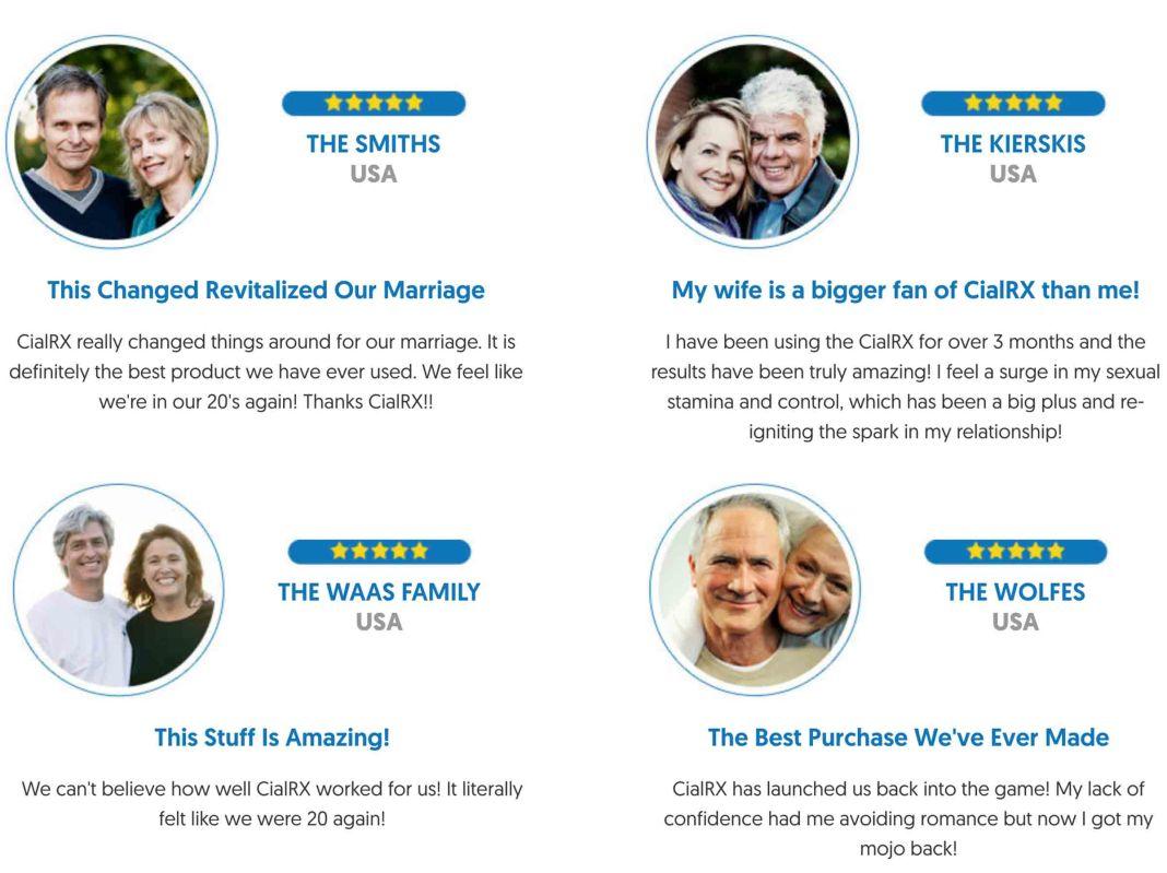 CialRx Customer Reviews