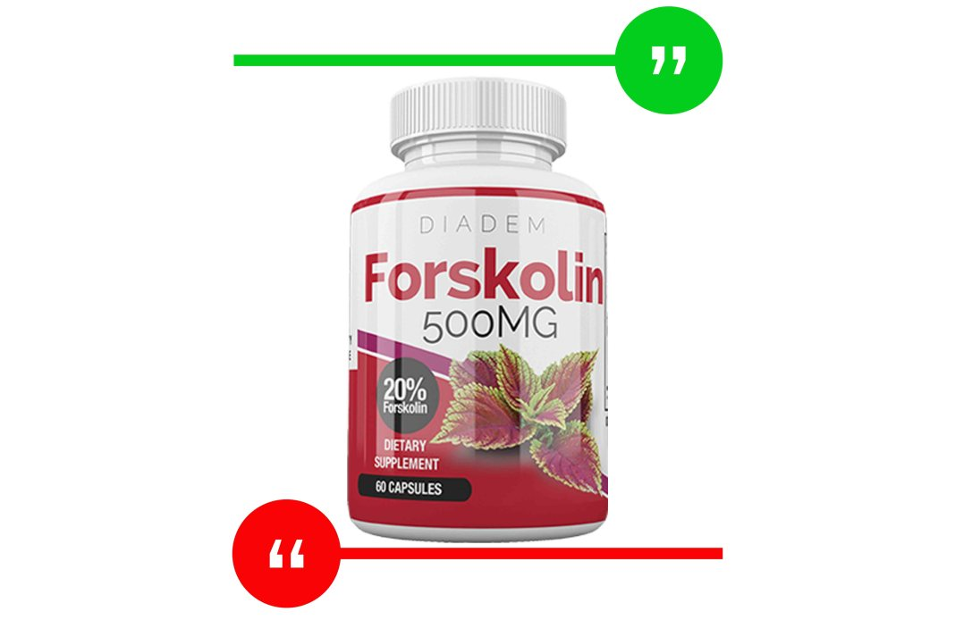 Diadem Forskolin Review