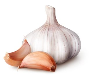 Garlic can be Seriously Effective