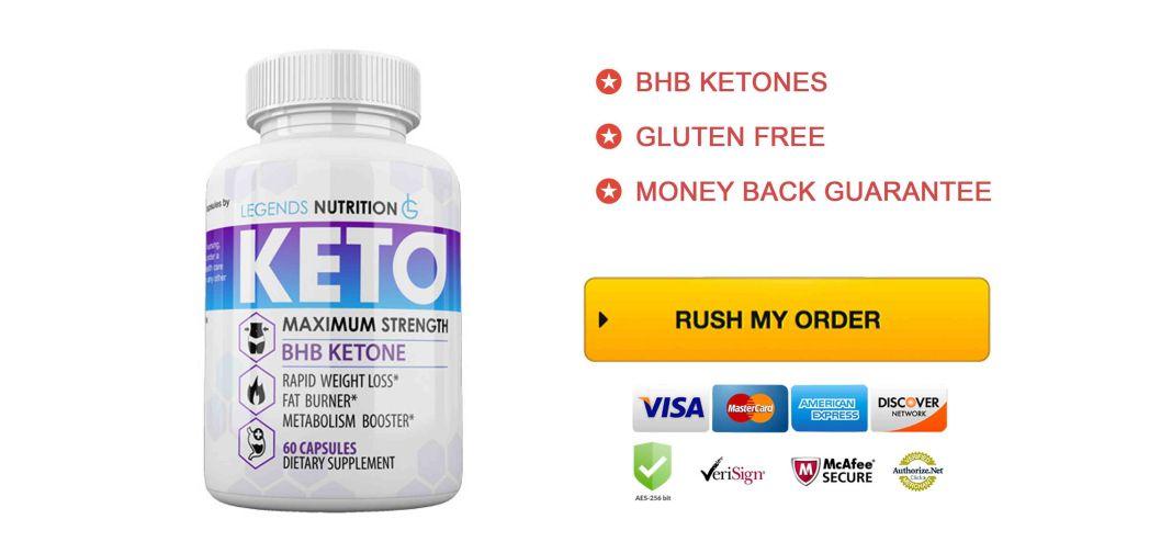 Legends Nutrition Keto Free Trial