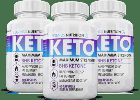 Legends Nutrition Keto Reviews