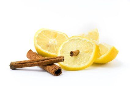 Lemon and Cinnamon