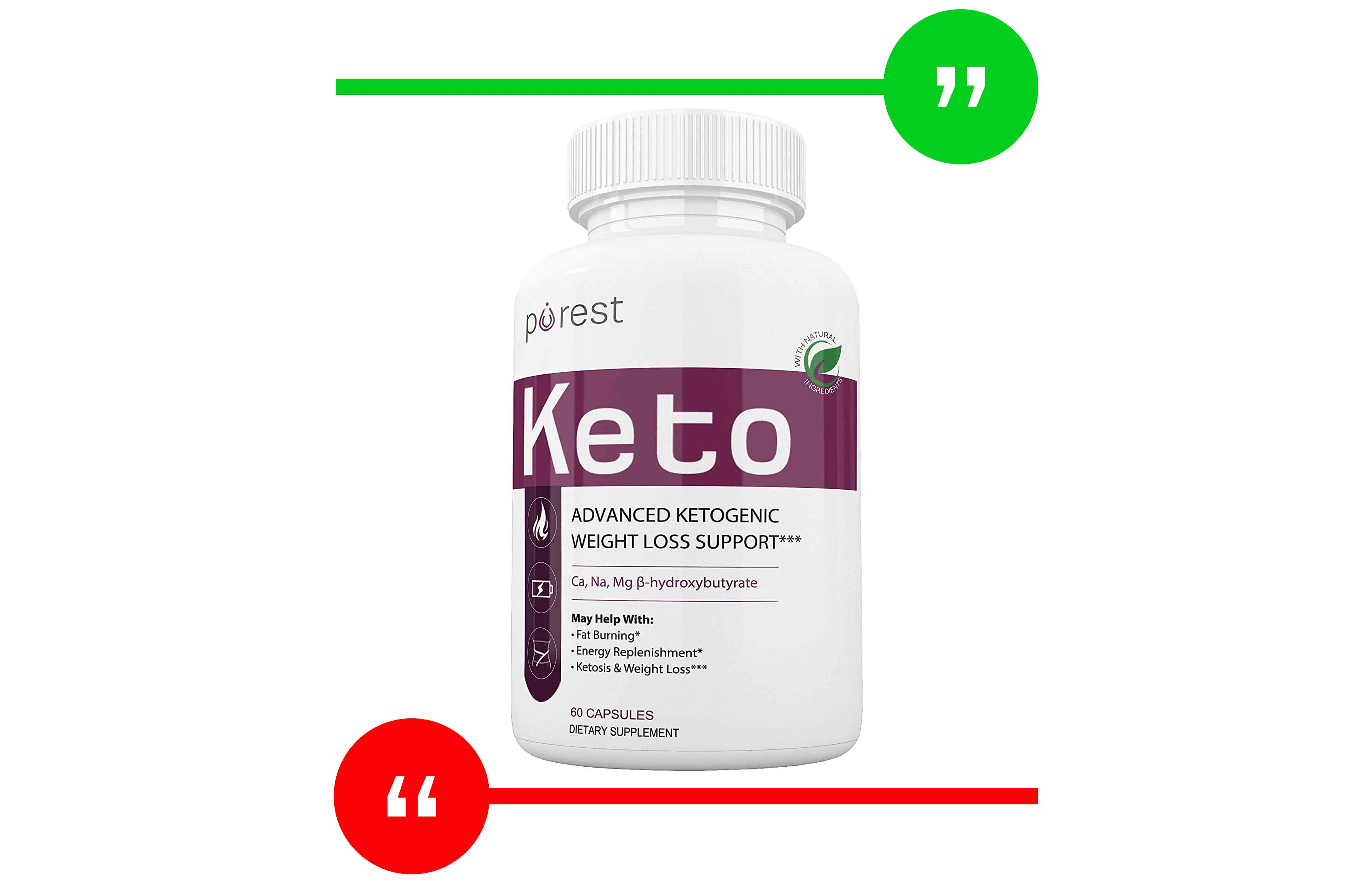 Purest Keto Review | Does This Keto Pill Even Work? Facts VS Fiction!