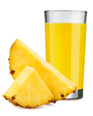 Use Pineapple juice