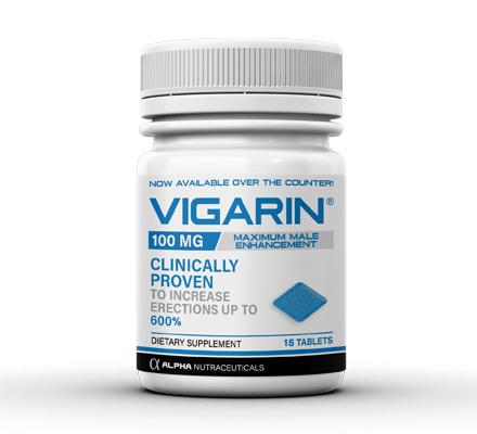 Vigarin Male Enhancement Pills