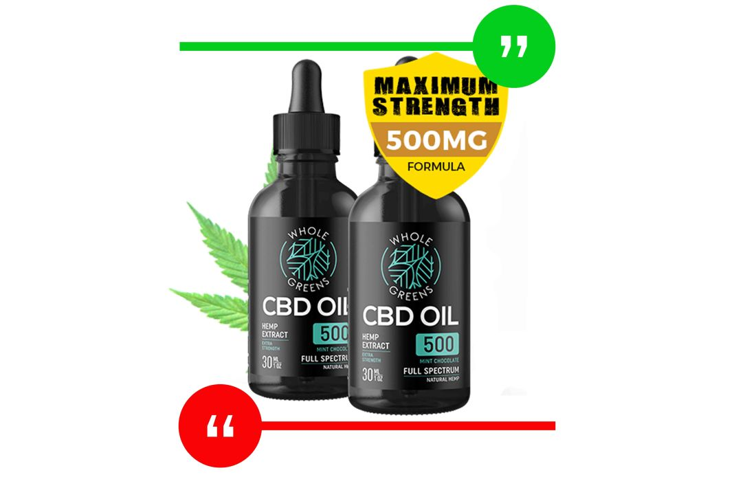 Whole Greens CBD Oil Review