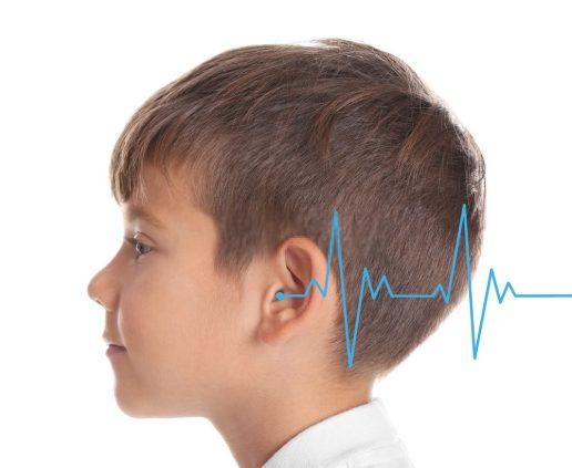 child hearing loss