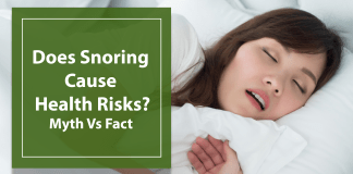 Does Snoring Cause Health Risks Myth Vs Fact