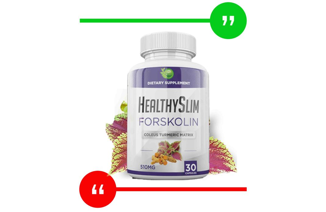 Healthy Slim Turmeric forskolin