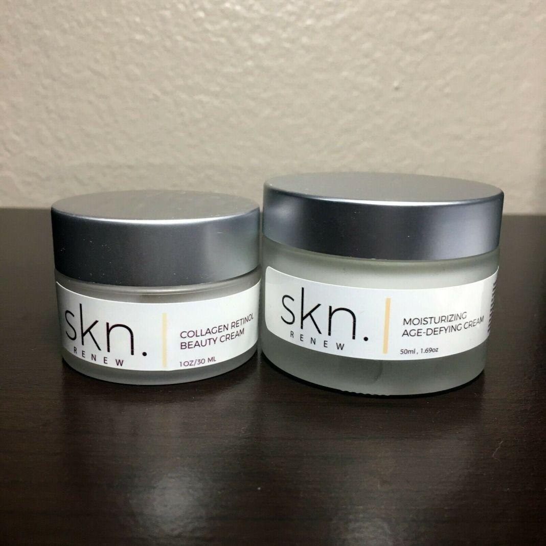 SKN RENEW Cream Review