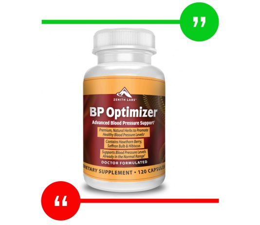 Zenith BP Optimizer Review