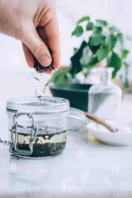 Green Tea SPF Lip Balm