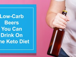 Low-Carb Beers You Can Drink On The Keto Diet