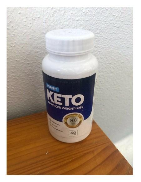 Purefit_Keto_dosage