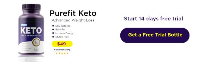 purefit keto free trial