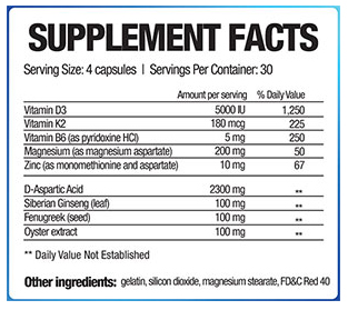 what does nugenix do