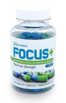 Excelerol Focus +