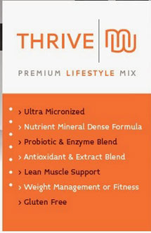 Le Vel Thrive 8 Week Experience Review Weight Loss Dft