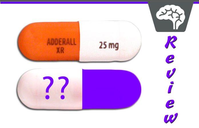 Adderall-Alternative