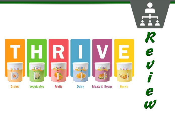 Thrive Life Review Mlm Emergency Food Amp Food Storage System
