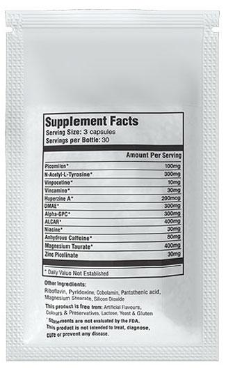 iQuzil-Ingredients