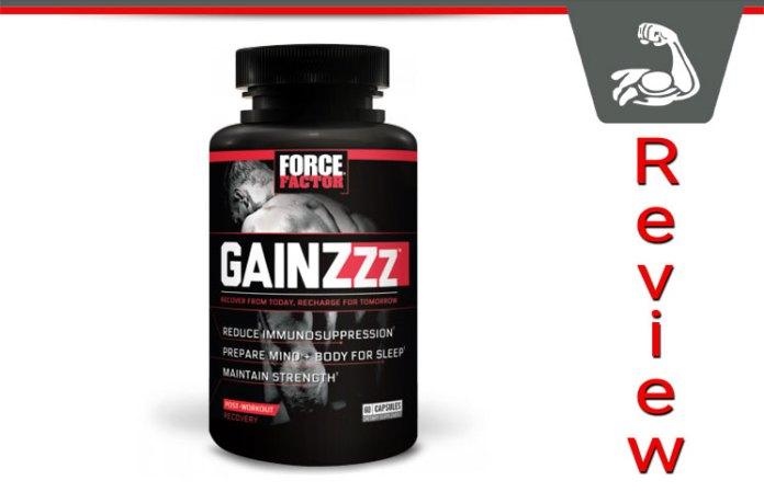 Force Factor GainZzz