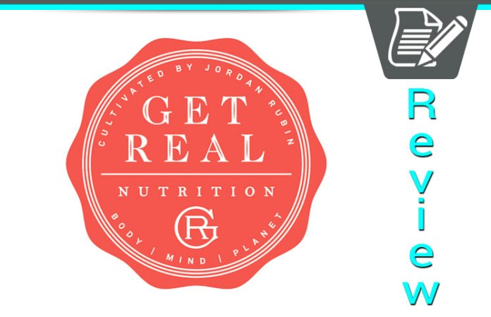 Get Real Nutrition