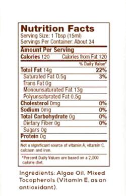 Thrive-Algae-Oil-Ingredients