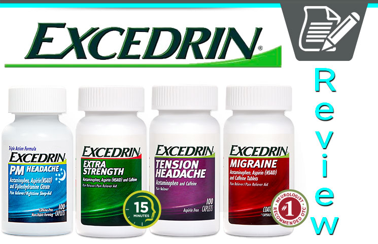 Excedrin Review | Pain Relief From The Headache Experts