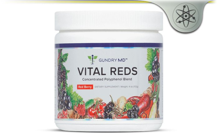 Gundry MD Vital Reds Travel Packs Review