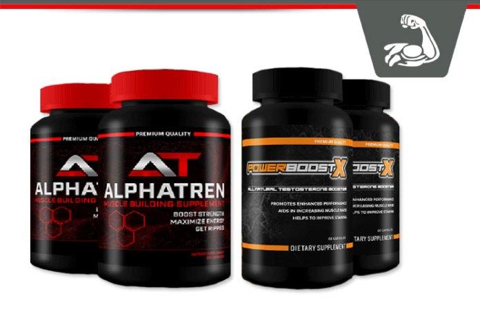 Alphatren and Power BoostX