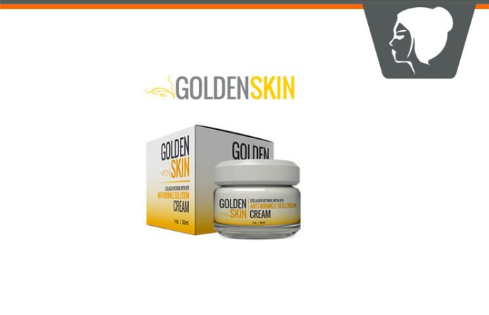 golden skin cream