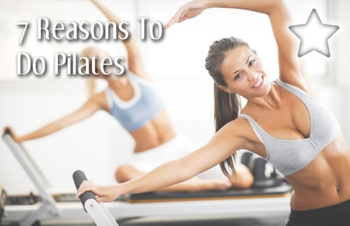 What does pilates do for the body
