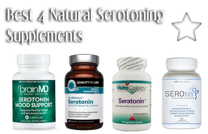 Best Natural Antidepressant Supplements